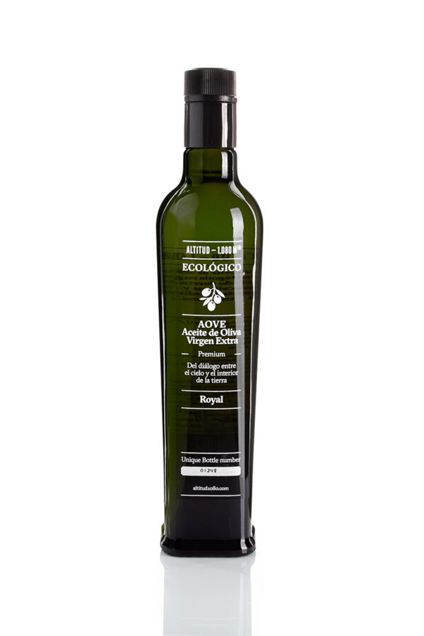 Aceite deOliva Virgen Extra Ecológico